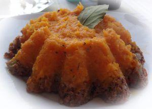 Pastel de carne sin patata