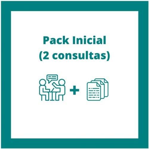 pack inicial de 2 consultas de nutricion en nutandcook