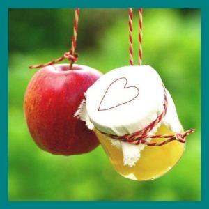 Compota de manzana sin azúcar ID