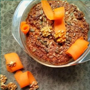 CarrotCake Bizcocho de zanahoria y nueces